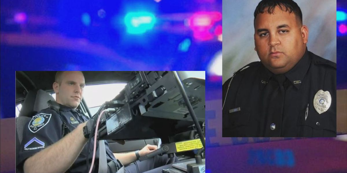MOVE OVER: Story of survival from MBPD officer hit twice; Life after LPD officer was killed on I-95