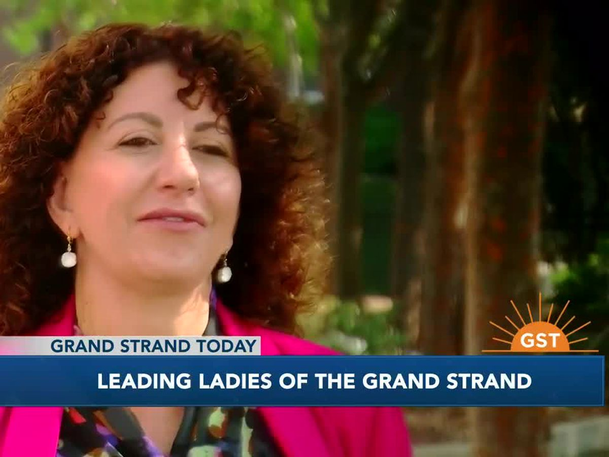 Leading Ladies of the Grand Strand: Myrtle Beach Mayor Brenda Bethune