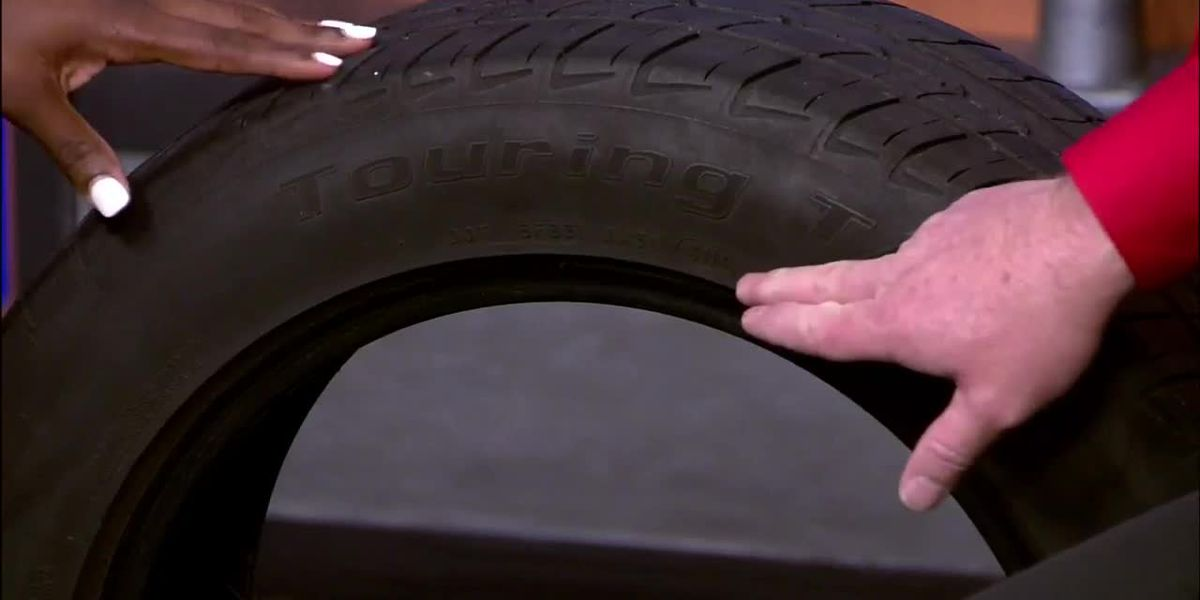 Today's Topic: How to change a tire - Part 2