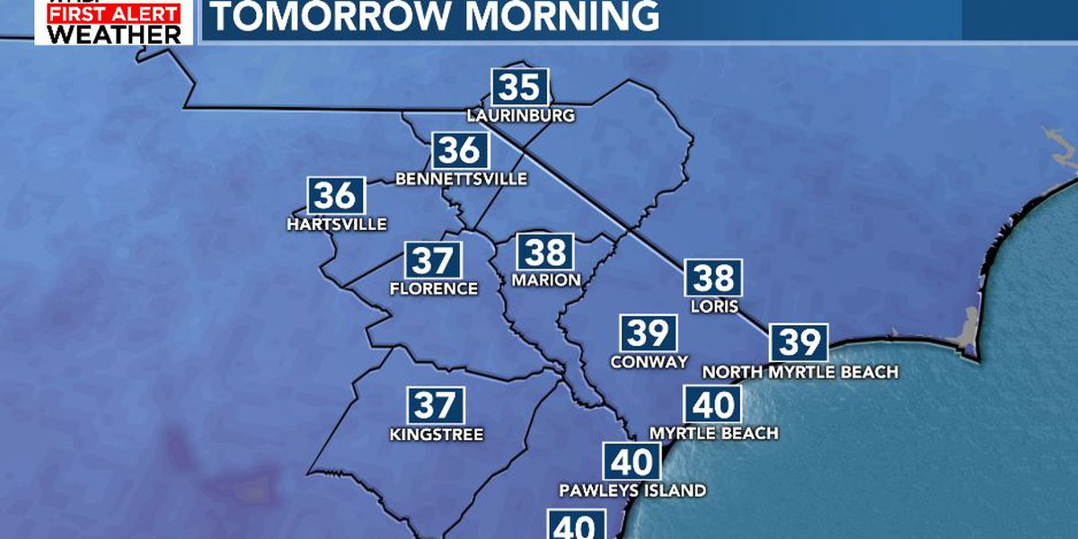 FIRST ALERT: Here comes winter