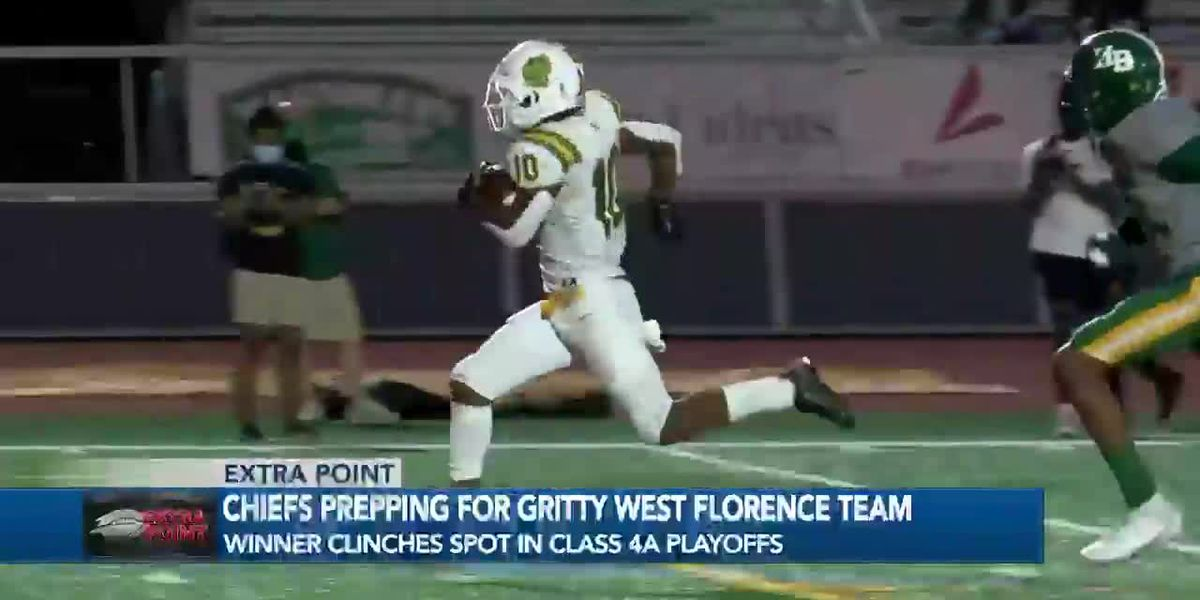 Extra Point GOTW Preview - North Myrtle Beach prepping for gritty West Florence team