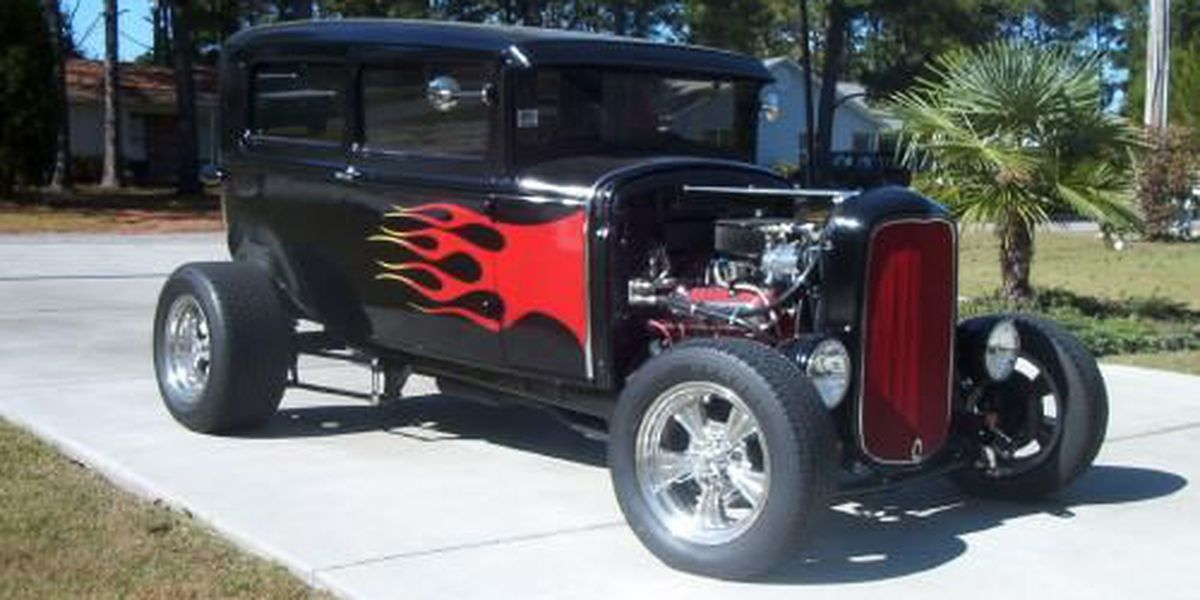 Grand Strand playing host to weekend car shows