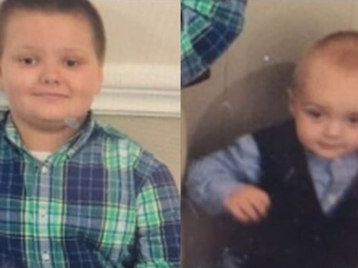 UPDATE: Missing Mississippi boys found safe in Lincoln County