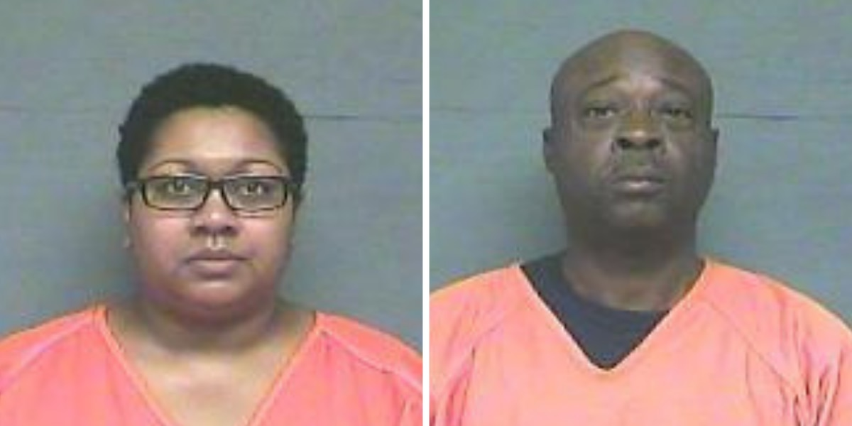 Couple arrested, charged with stealing money from free medical clinic