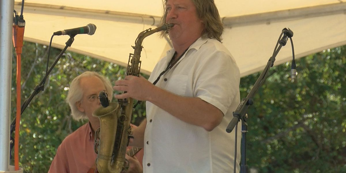 Thousands attend Myrtle Beach Jazz Festival