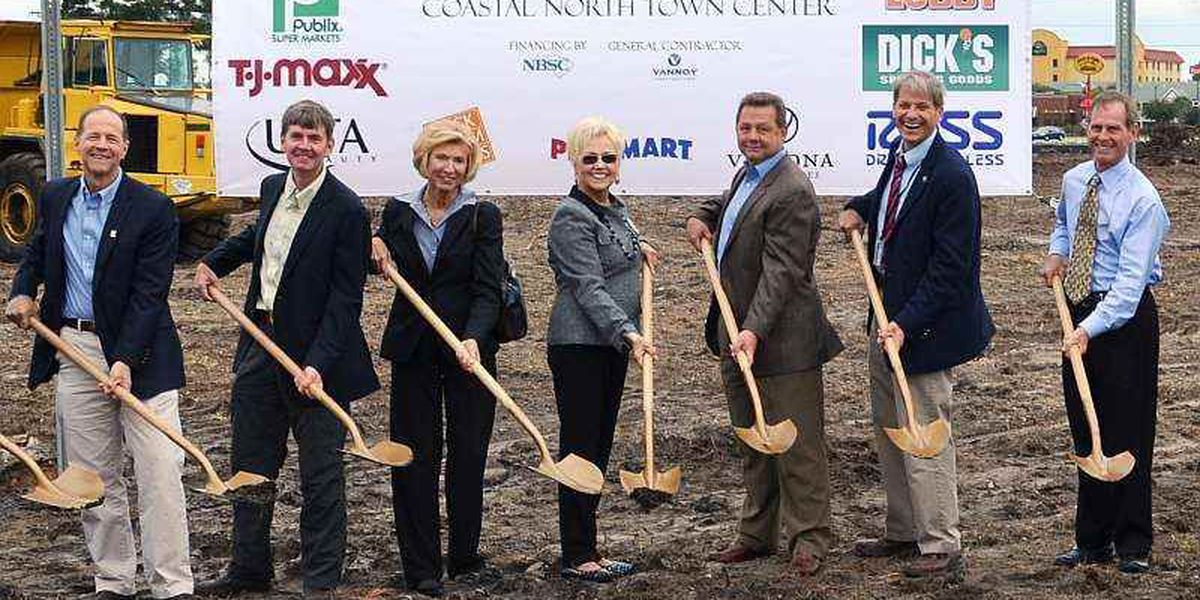 North Myrtle Beach announces stores coming to new retail space