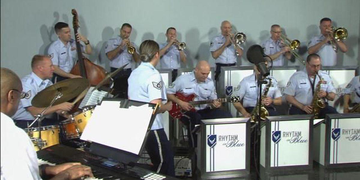 USAF Heritage of America Band brings jazz to the Carolinas