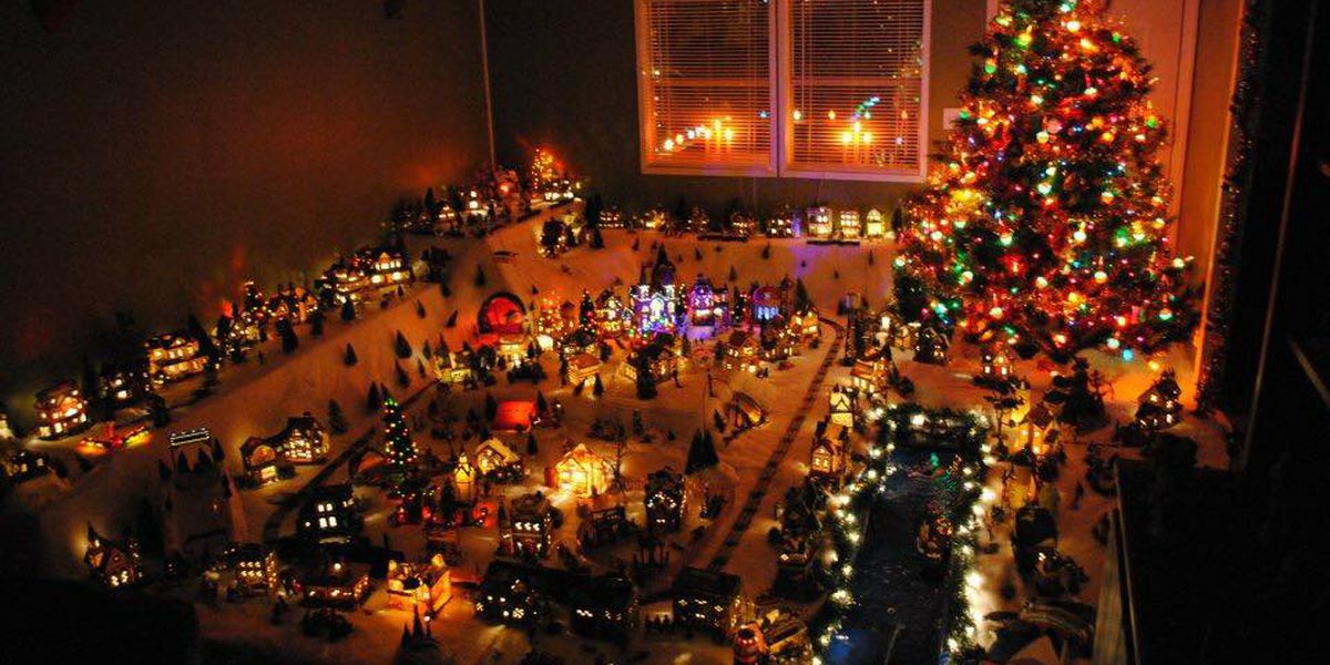SLIDESHOW: Christmas and holiday displays from our viewers