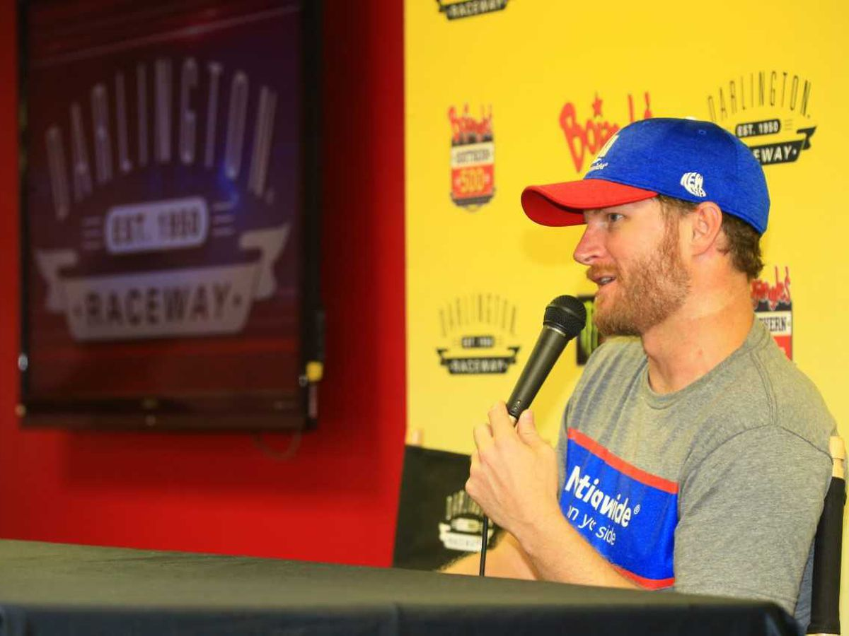 Dale Earnhardt Jr. to compete in NASCAR XFINITY race at Darlington Raceway