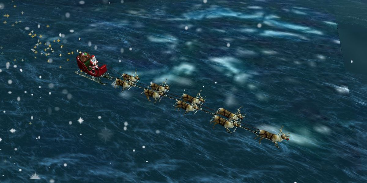 Innocent mistake by child on Christmas Eve 1955 led to NORAD's 'Santa Tracker'