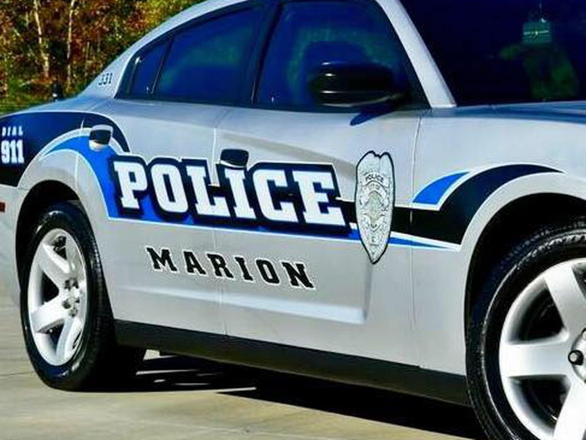 City of Marion announces new chief of police