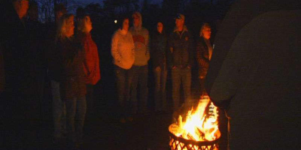 Dozens show up for vigil 11 months after Heather Elvis went missing
