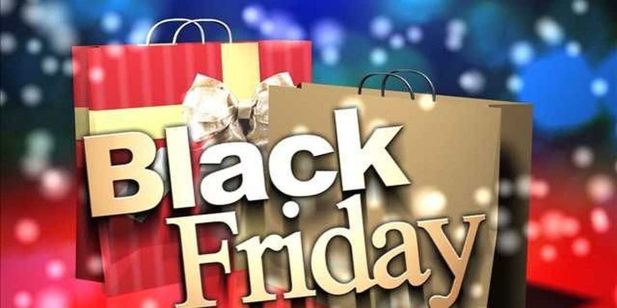 Black Friday: Here are the times that Grand Strand stores will open their doors
