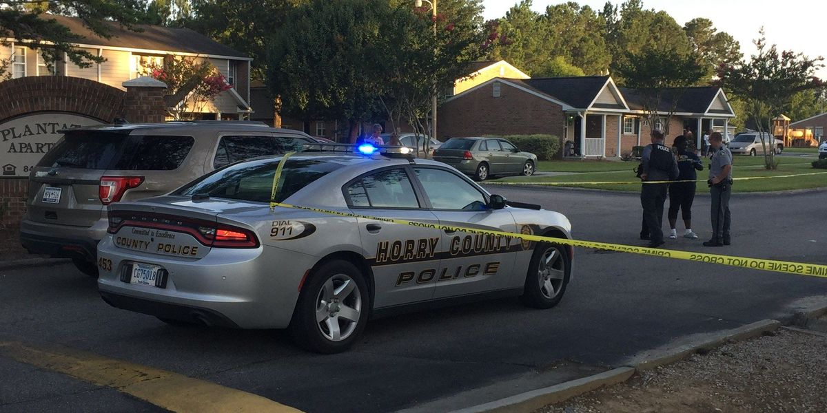 One person injured, one detained for questioning following shooting in Socastee area