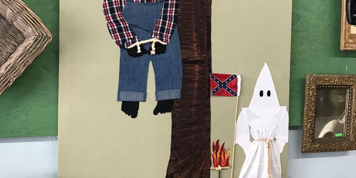 Controversial artwork on display at ArtFields in Lake City