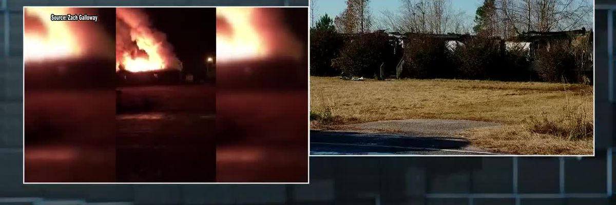 Florence County fire kills one