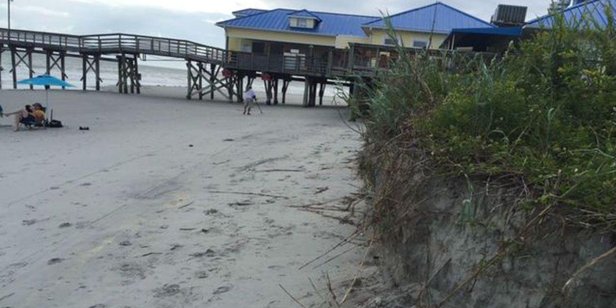 King Tide brings waters inland, impacting homes and shorelines