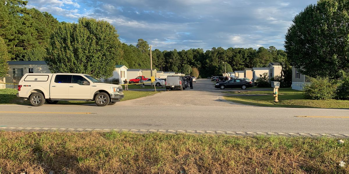 Horry County Coroner's Office responds to shooting scene in Conway area