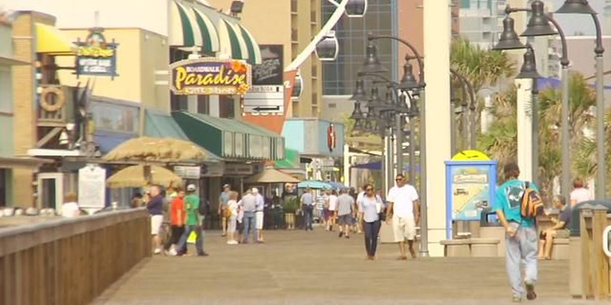 Myrtle Beach sees growth in money from Tourism Development Fee over past year, according to chamber