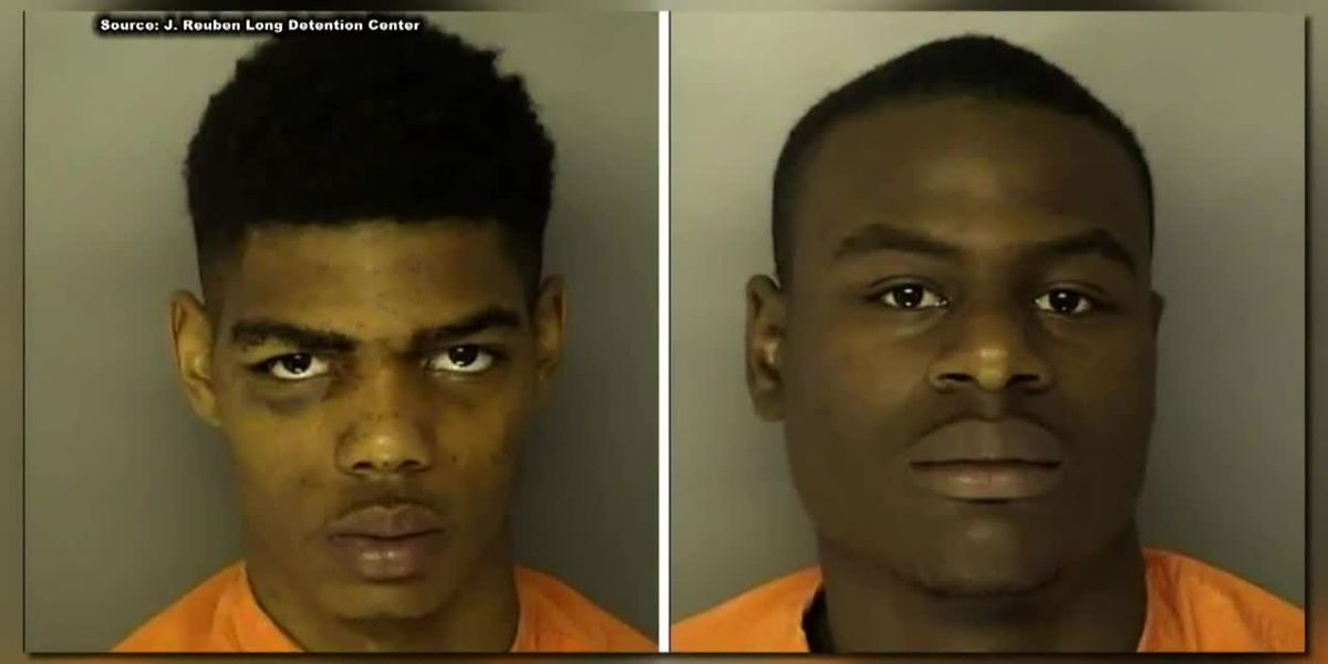 Two charged in connection with Loris High School student's shooting death