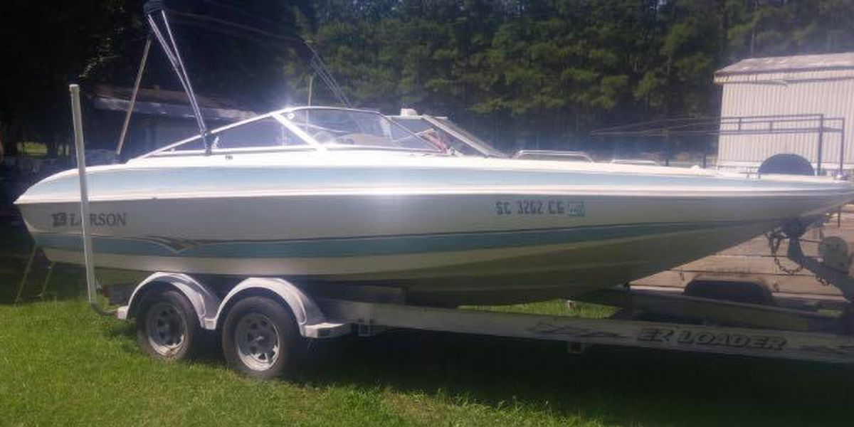 Horry County police seek stolen boat
