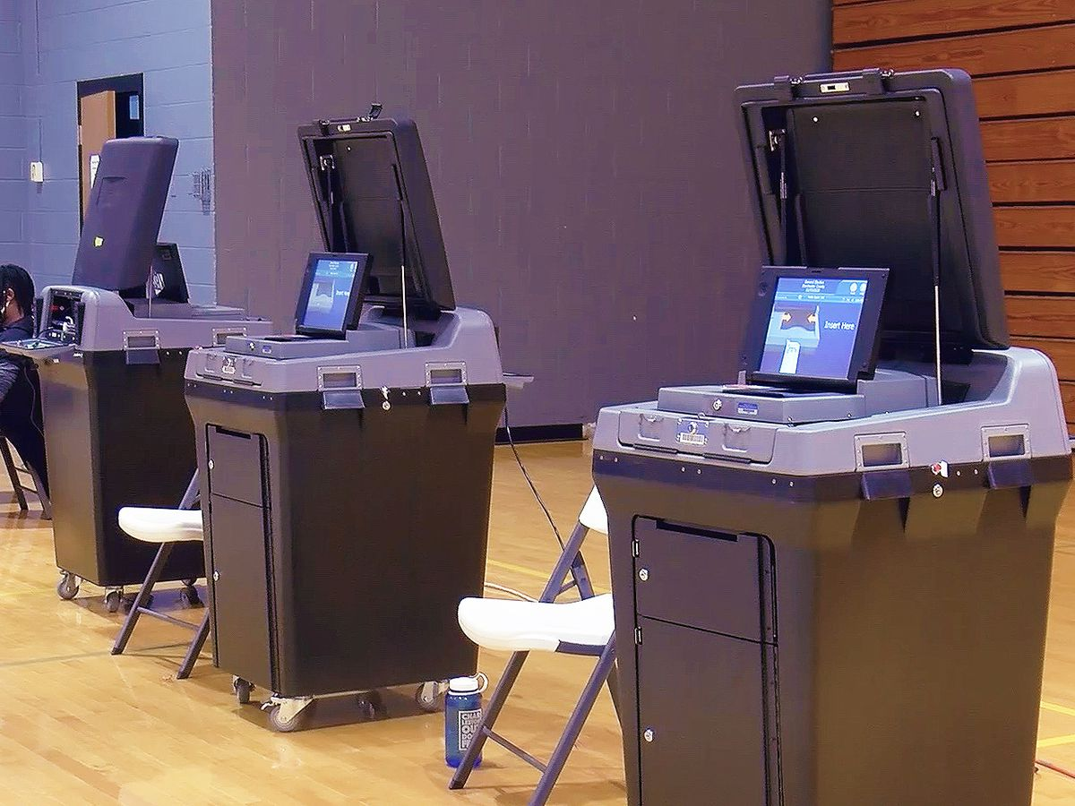 Thousands of mail-in ballots thrown out in South Carolina
