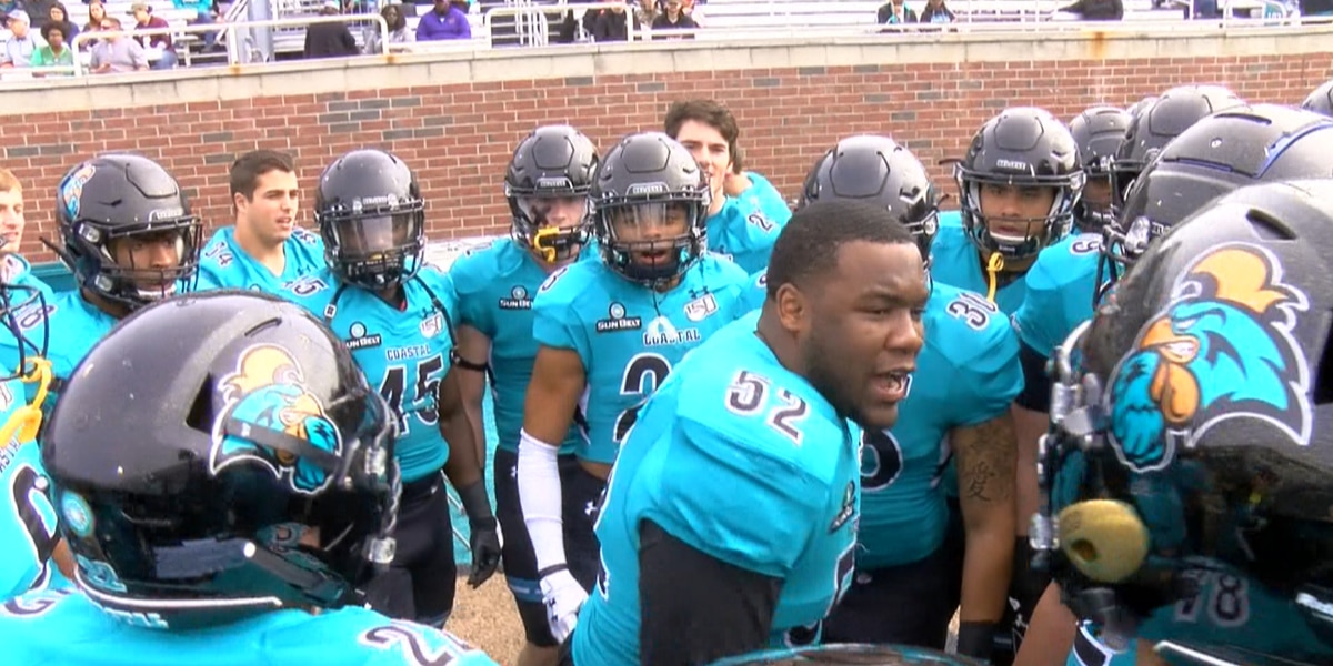 CCU home football opener to be broadcast on ESPN3