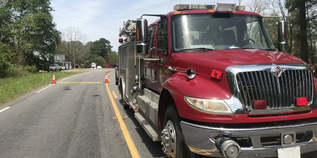 1 injured after motorcycle crash in Loris, drivers asked to avoid area