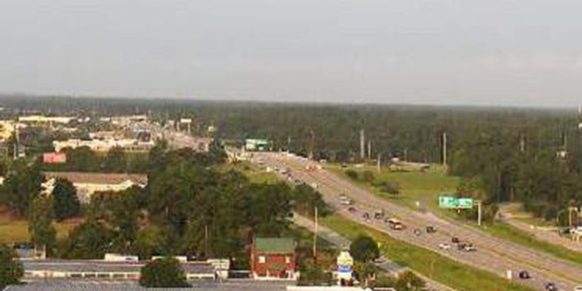 Accident blocking 2 lanes of Highway 17 Bypass at US 501 now clear