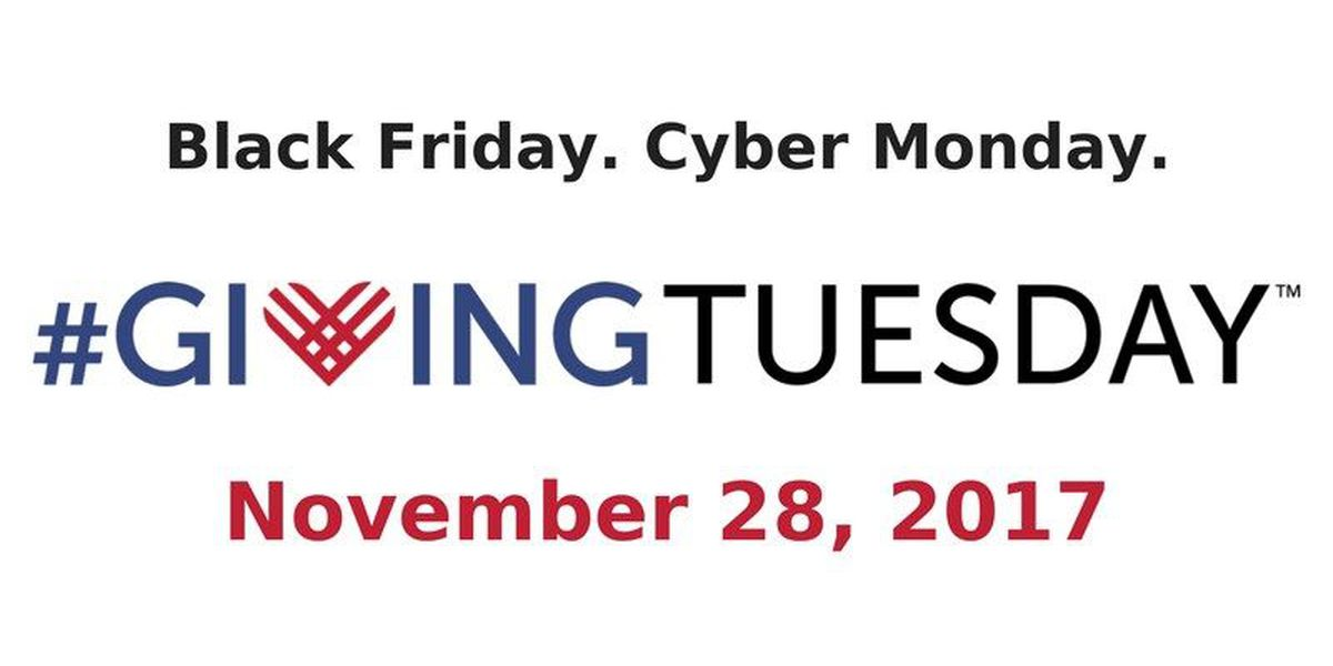 Give back to local businesses on #GivingTuesday
