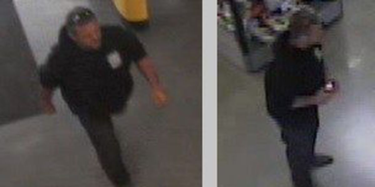 Man wanted in credit card fraud at Home Depot in Myrtle Beach