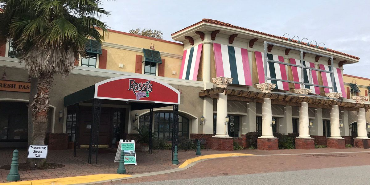Rossi's Italian restaurant closes current location after 31 years, opening new location in April