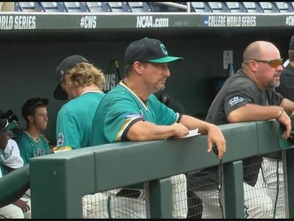 CCU baseball coach Gilmore has a form of liver cancer, according to university
