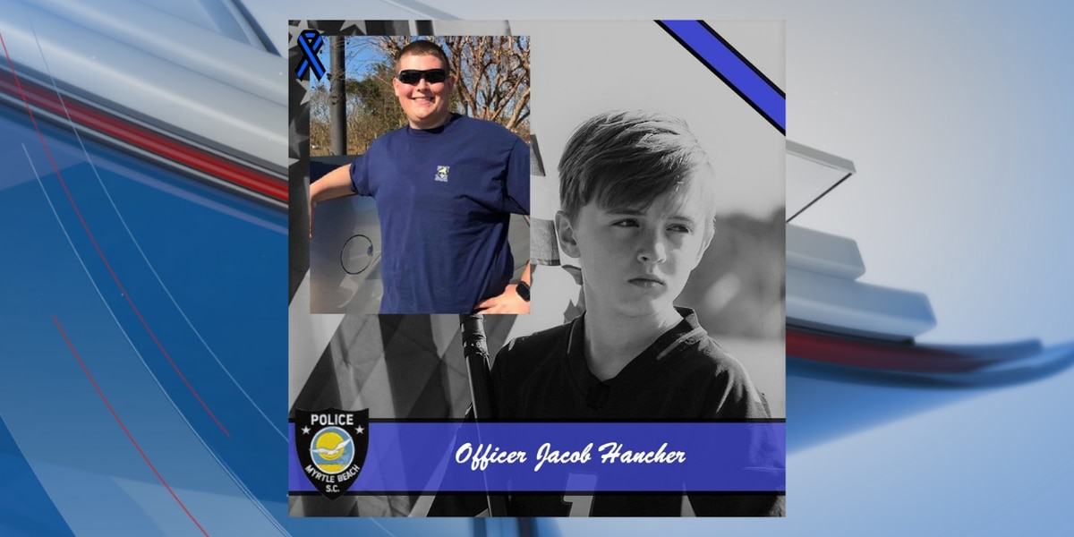 11-year-old behind 'Running 4 Heroes' to honor fallen Myrtle Beach officer
