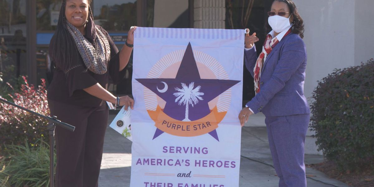 Sumter School District earns Purple Star designation in support of military families