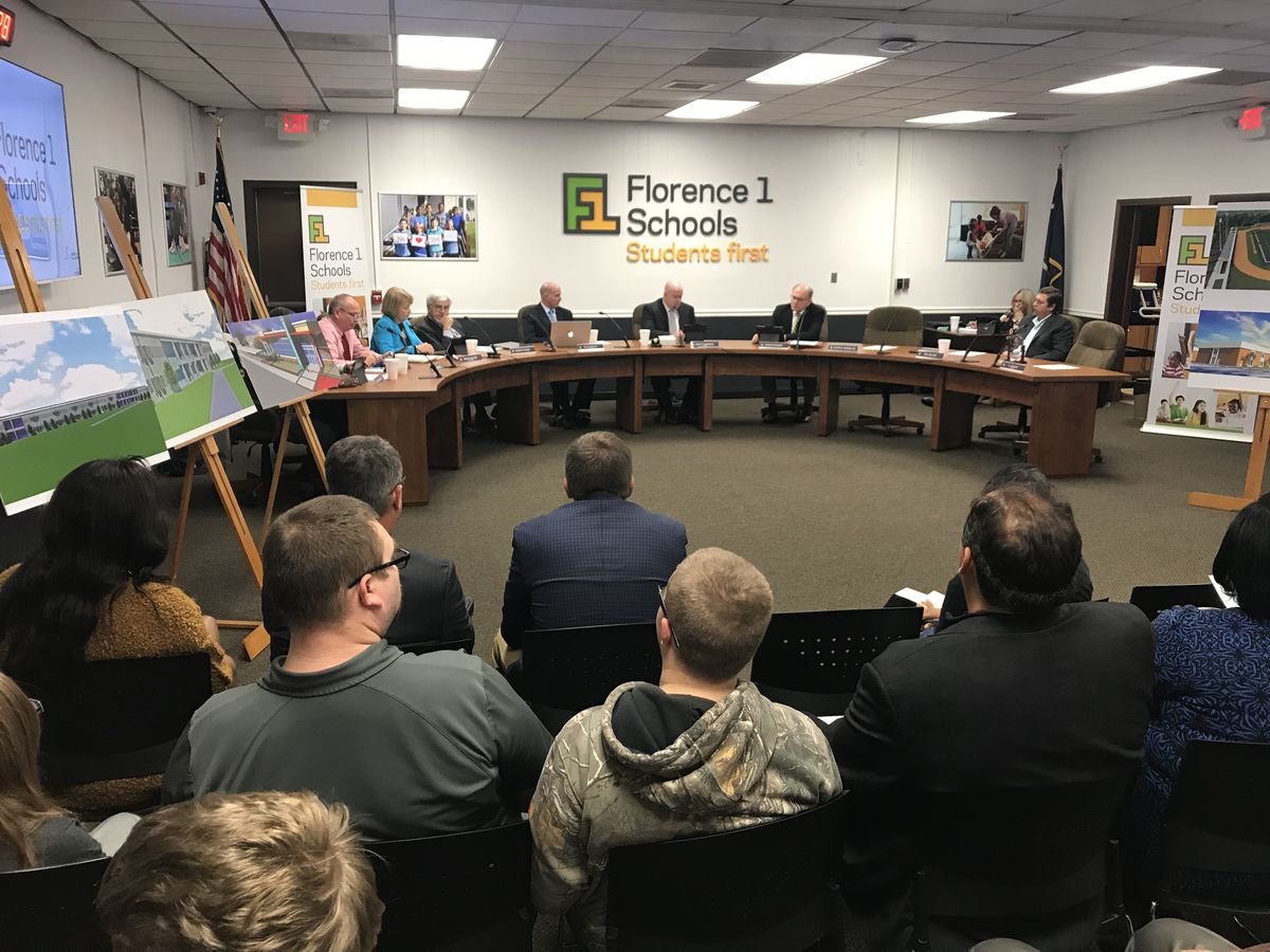 Florence residents to vote on $198 million school upgrade plan