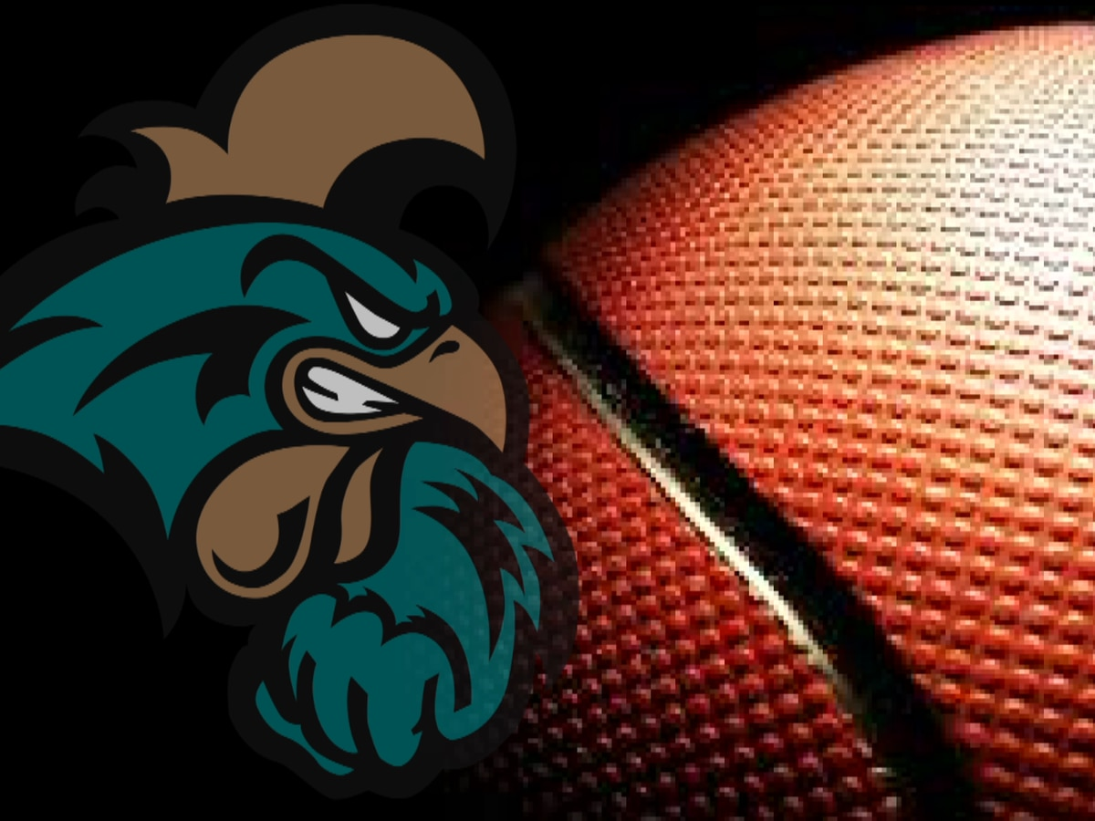 CCU releases updated conference schedules for men's and women's basketball
