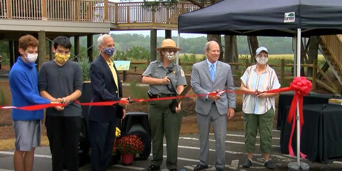 Huntington Beach State Park opens new nature center