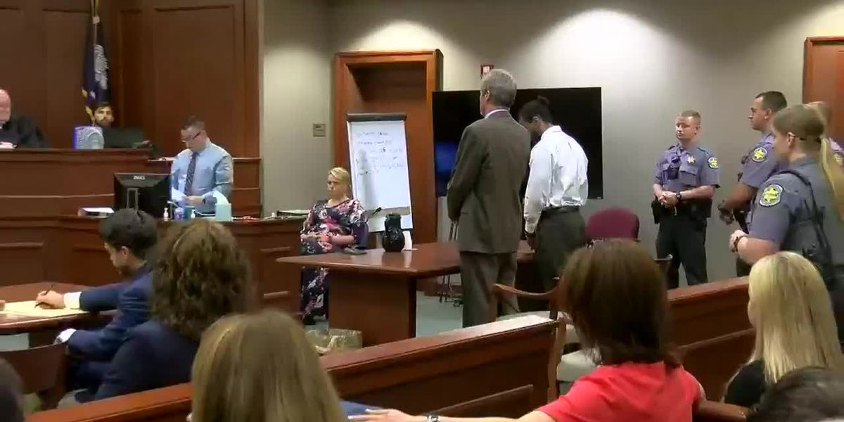 Jury finds man guilty of killing retired police officer in Horry County