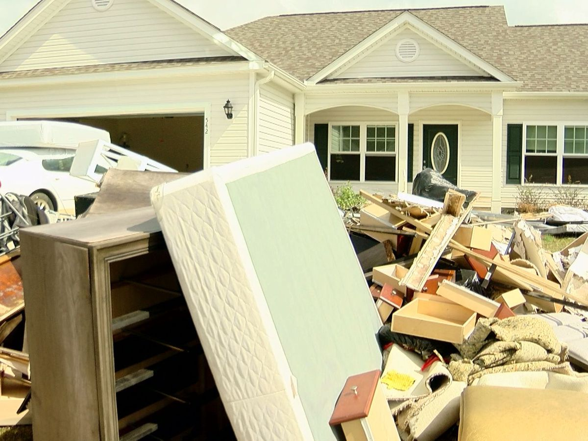WMBF Investigates: Did poor planning lead to flooding in a Longs community?