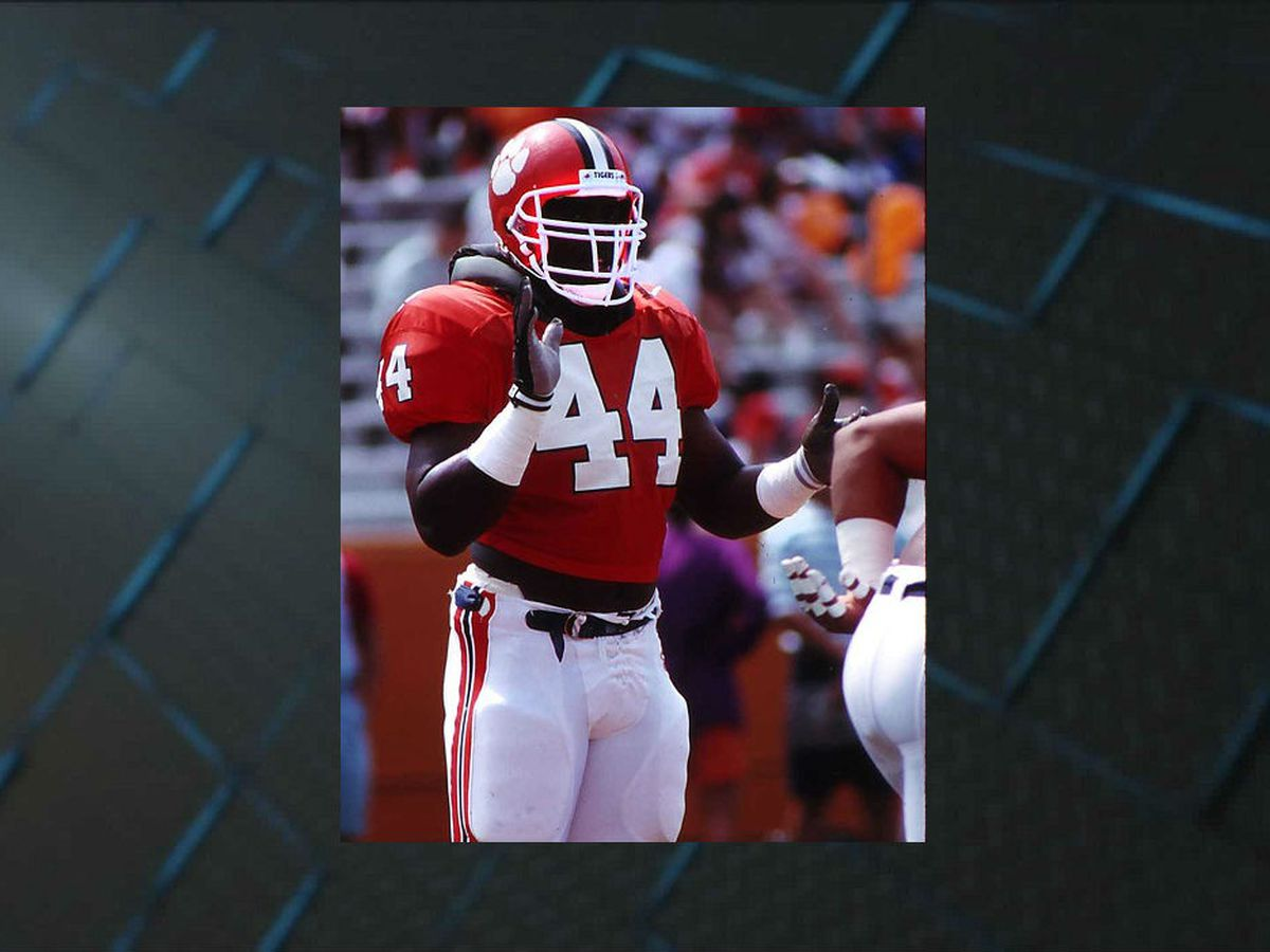 Lamar native, former Steeler to be inducted into Clemson Ring of Honor