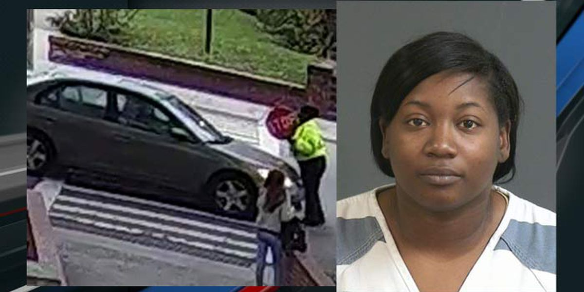 Deputies arrest driver accused of striking school crossing guard and driving off