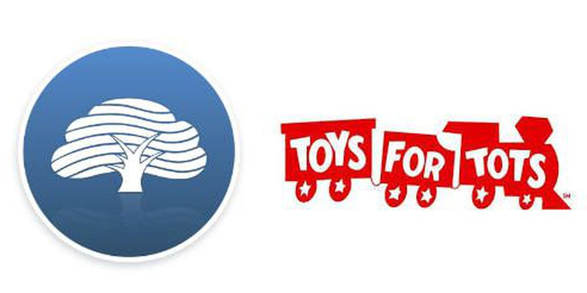 Horry County Government participates in the US Marine Corps Reserve Toy for Tots campaign