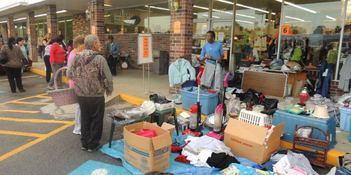 Florence County Disabilities Foundation to sponsor Lake City's Largest Yard Sale