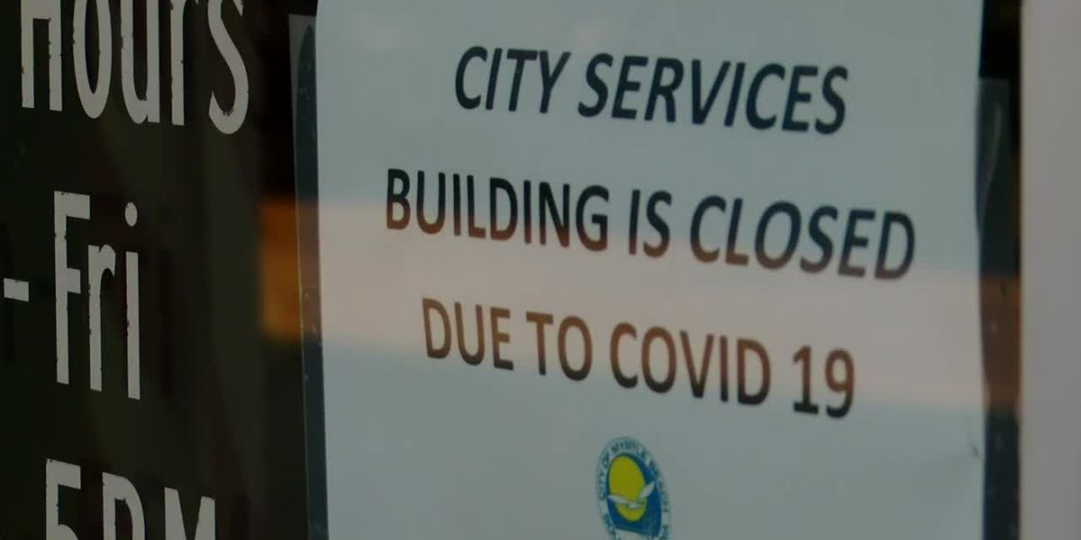 'Take every precaution': Myrtle Beach temporarily closes City Services building due to COVID-19 exposure