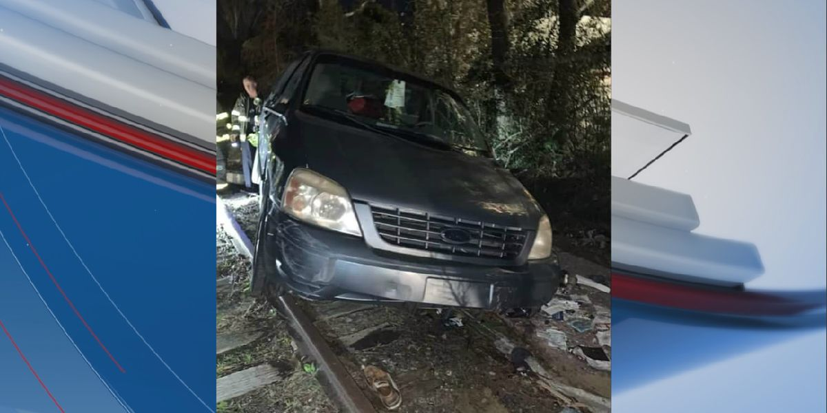 Police: Woman facing child neglect, drug charges after driving on railroad tracks in Myrtle Beach