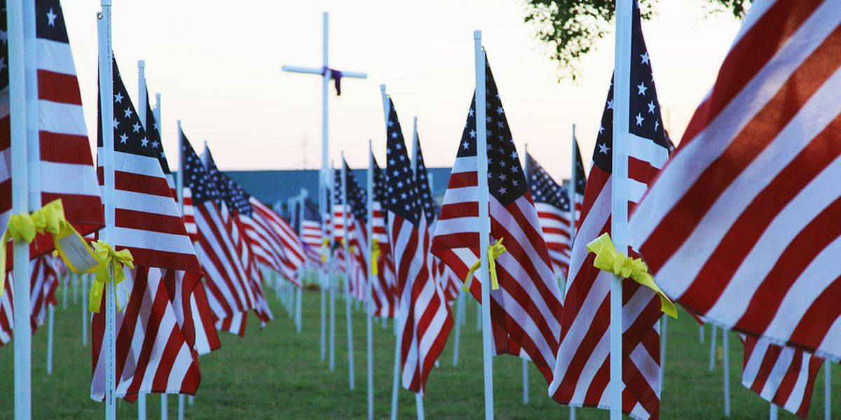 LIST: Memorial Day events to pay tribute to those who fought, died