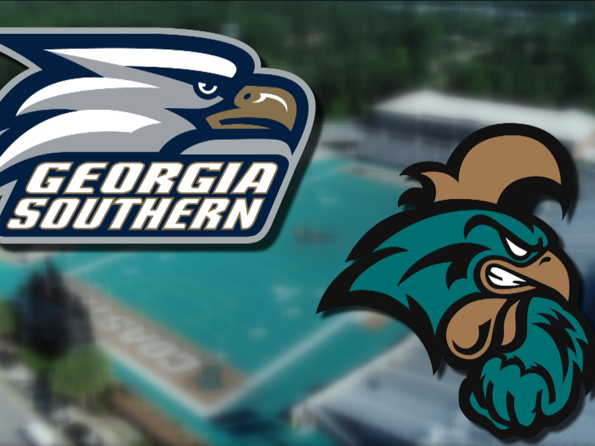 No. 25 CCU preparing to face Georgia Southern squad with similar offensive style