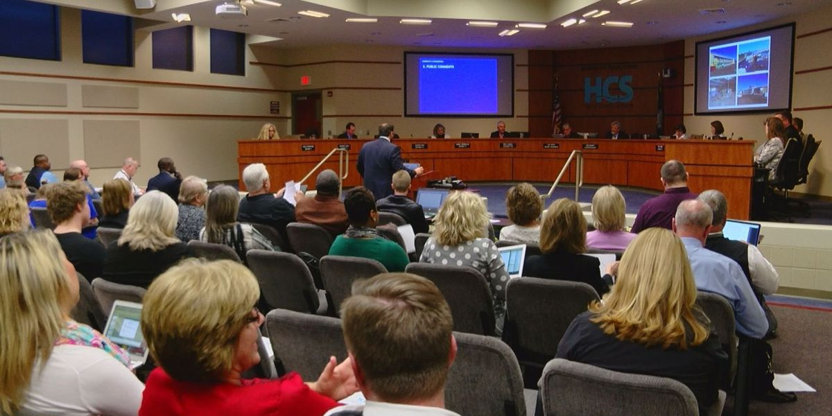 Horry County Schools hear public comment on potential school board pay raise