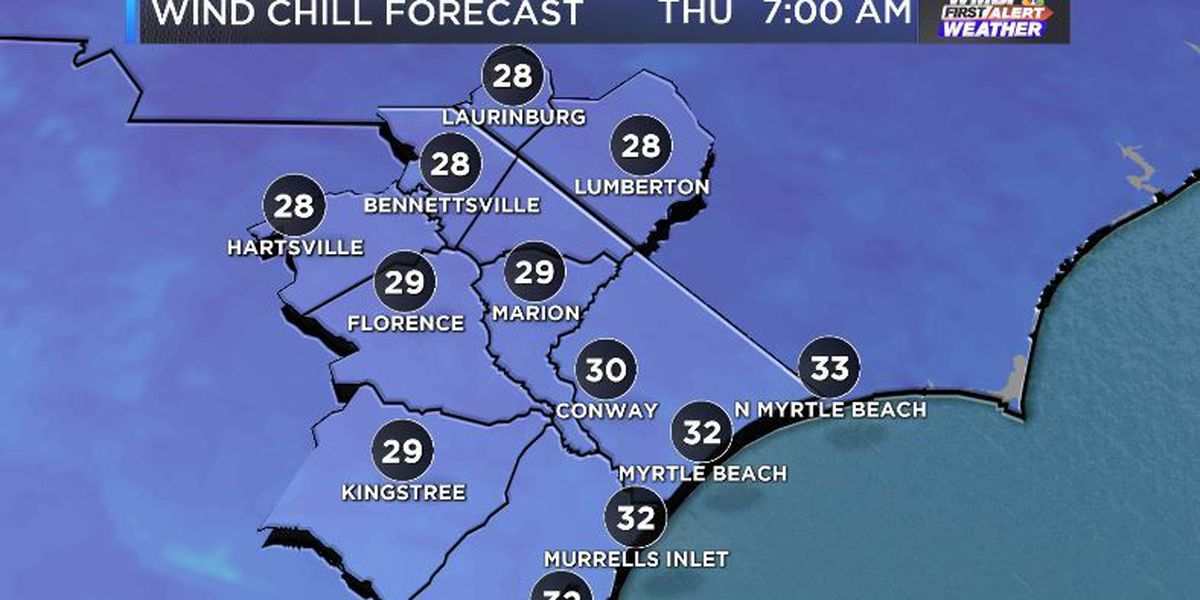FIRST ALERT: Windy Wednesday, with a temperature tumble starting tonight